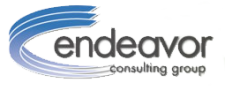 Endeavor Consulting Group Logo founded in 2006. Alliances with iSSi and Pangaea