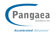 Pangaea Solutions Logo, founded in 2011. Alliances with Endeavor and iSSi